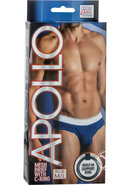 Apollo Mesh Breif With C-ring Blue Medium/large