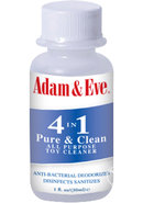 Adam And Eve Toy Cleaner 1 Oz